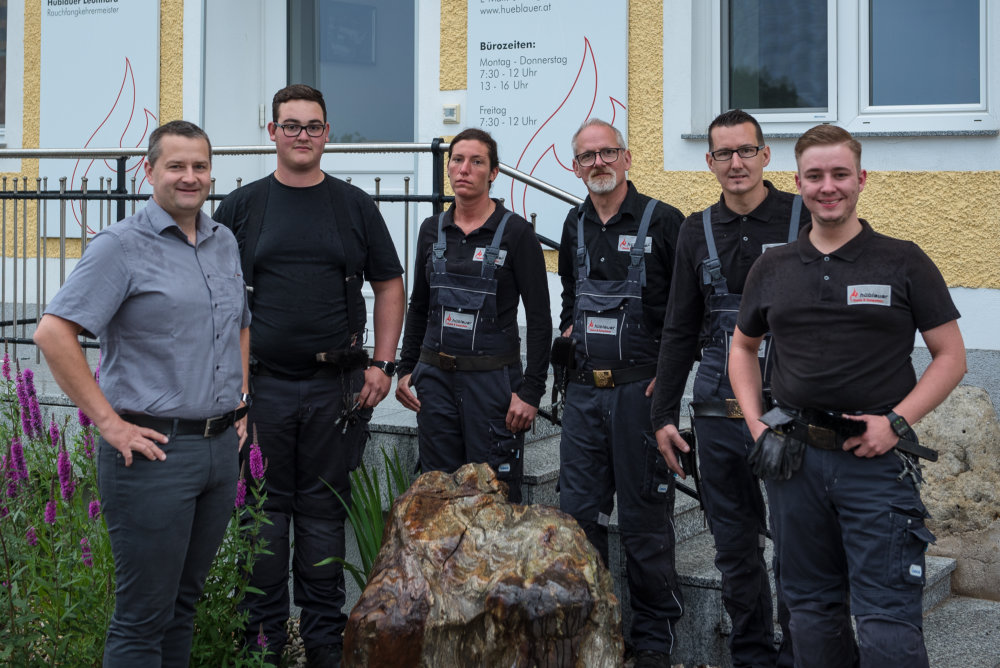 Team Aschbach Rauchfangkehrer